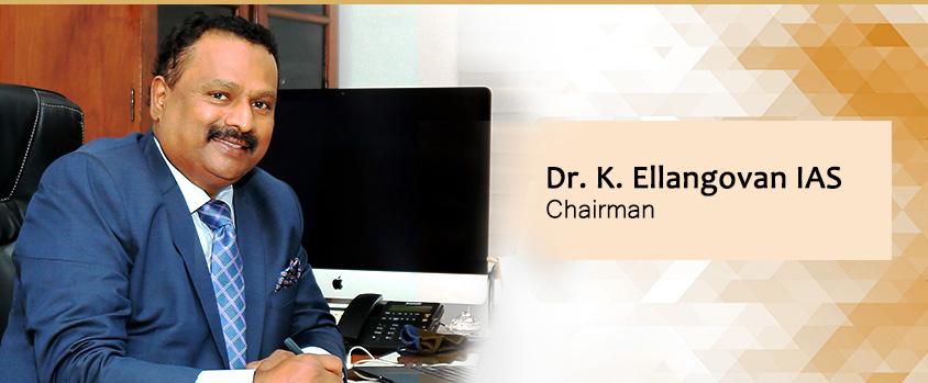 Dr K Ellangovan