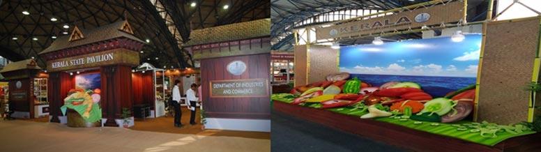 Aahar Exhibitions, New Delhi – Recognitions for Kerala Pavilion