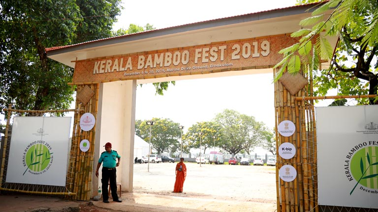 കേരള ബാംബൂ ഫെസ്റ്റ് 2019, എറണാകുളം