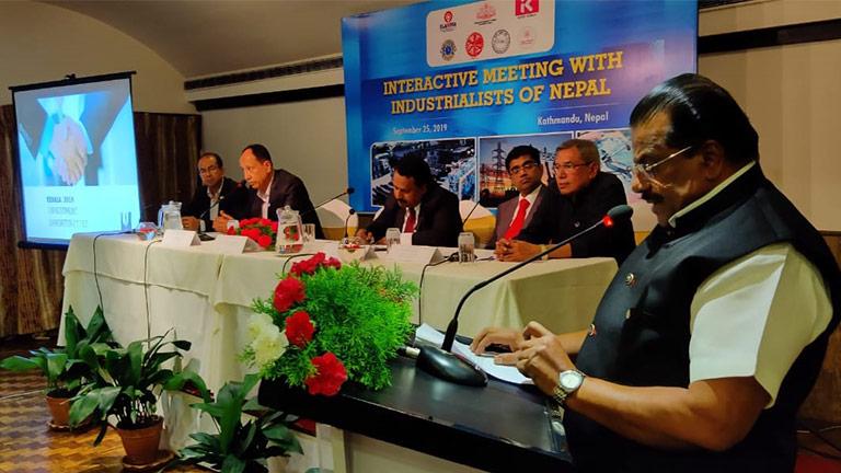 ഫുഡ് ടെക് ഏഷ്യ 2019, നേപ്പാള്